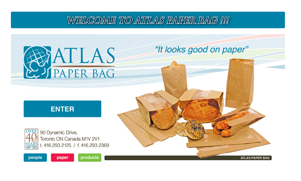 Atlas Paper Bag Co